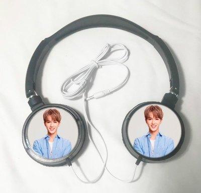 [東大][現貨]T12 偶像練習生ninepercent朱正延同款頭戴式耳機直插通用