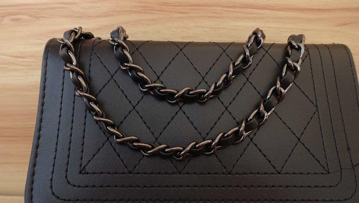 韓版 鍊條 包帶 背帶 穿繩 鏈子 110cm 含2個勾扣 背帶 皮包五金 包帶配件