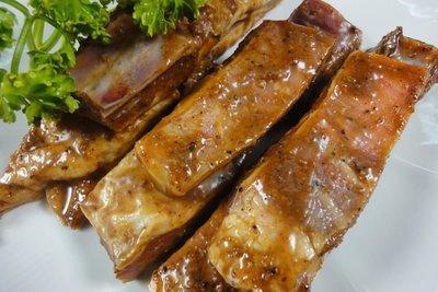 【中秋烤肉食材】羔羊小排 / 羊肉 / 約 600g±5%