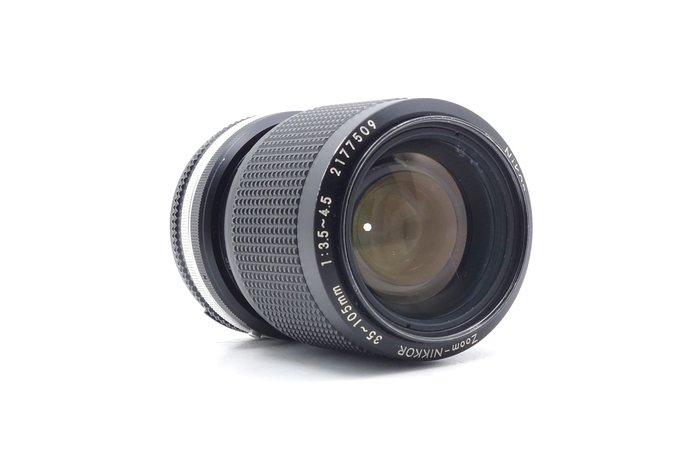 【台中青蘋果競標】Nikon Nikkor 35-105mm f3.5-4.5 瑕疵鏡頭 鏡頭發霉 #39680