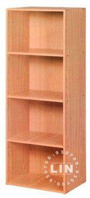 【品特優家具倉儲】A954-05收納櫃書櫃資料櫃四層空櫃優惠價
