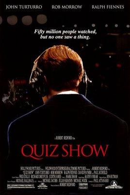 【藍光電影】機智問答/幕後謊言 益智遊戲 Quiz Show 1994 32-084
