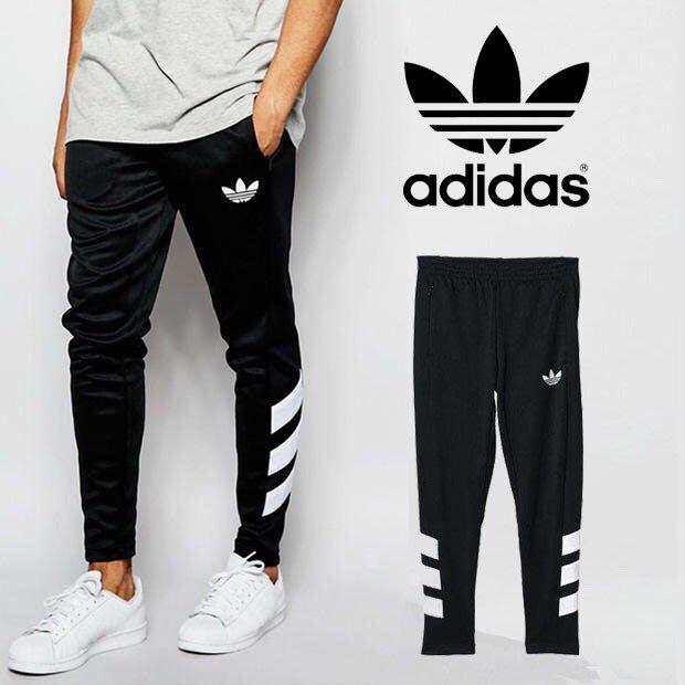 Adidas Originals 愛迪達 縮口褲 休閒褲 棉褲 運動褲 運動長褲 薄款 慢跑  AJ7673