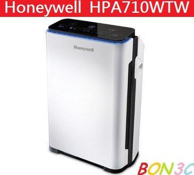 5-10坪 有發票公司貨 Honeywell HPA710WTW 空氣清淨機 HPA710 台中BON3C 國旅卡