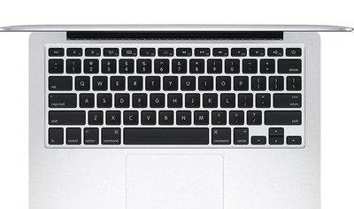 *金輝*蘋果 鍵盤膜 Apple Mac Book Air 13-inch Early 2015 鍵盤保護膜 透明矽膠 嘉義縣