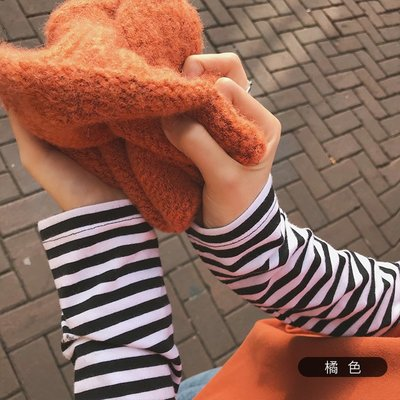 可可里小姐的衣櫃張大奕 素色毛線帽女秋冬新款針織帽休閑青年潮保暖圓頂