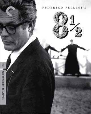 迷俱樂部|八又二分之一 [藍光BD] 美國CC標準收藏 8½ 費里尼 奧斯卡最佳外語片 Criterion