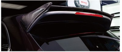 DJD19051570 Porsche 保時捷 Cayenne 碳纖維上尾翼 卡夢 CARBON 依當月報價為準