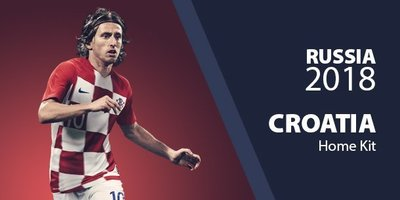 NIKE 克羅埃西亞 2018世界盃足球衣croatia world cup fifa modric mandzukic