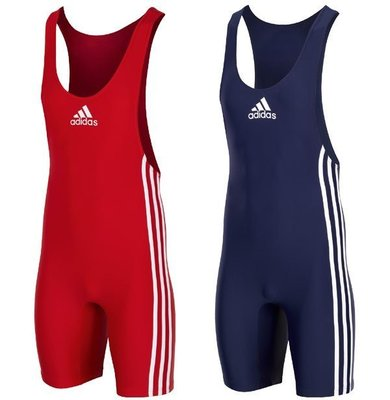 adidas wrestling wear Performance Basic Pack 基本款角力服
