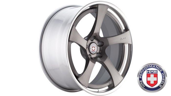 【樂駒】HRE 美國 RS1 Series RS102 三片式 鍛造 輪圈 18吋 19吋 20吋 21吋 22吋 改裝