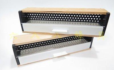 【688蜂具】花粉盒 集粉盒 花粉收集器 現貨 蜂具 養蜂工具 油菜花 百花 收粉器 意蜂 洋蜂 野蜂 中蜂