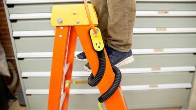 加長版※台北快貨※美國原裝 Quirky Prop Power 蛇管可彎曲固定式延長線
