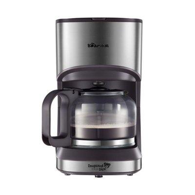 220v煮咖啡機美式滴漏式小型家用全自動現磨咖啡