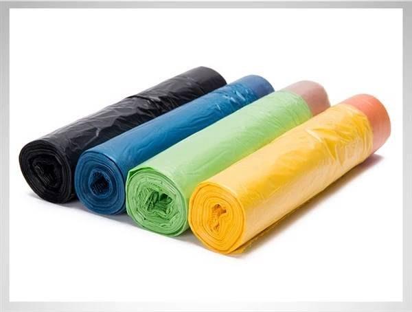 台灣立刻出 現貨 拉繩垃圾袋 升級版加厚款 超方便 乾淨衛生 無異味又可防蟲 垃圾袋 抽繩垃圾袋 自動收口