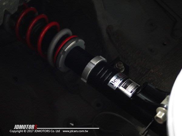 JD-MOTORS 日本原裝進口 RSR Besti 36段 高底軟硬可調 避震器組 HONDA ODYSSEY