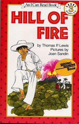 *小貝比的家*HILL OF FIRE / L3 /平裝/7~12歲  [汪培珽英文書單]可另外加購CD