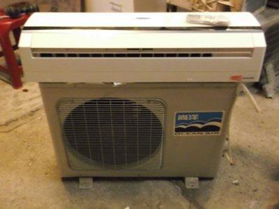 【尚典中古家具】OCEAN AIR尚洋分離式冷氣(1.8噸)(一對一) 中古 二手 冷氣空調 新北市
