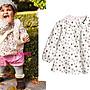 [[W&R]] ((0-24m)) 正品瑞典 H&M 女寶寶襯衫式上衣 6m, 9m 現貨