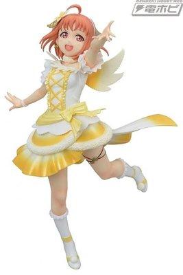 東京都-日本SEGA景品-Love Live!劇場版 rainbow 高海千歌 人物高約22公分 代理 現貨