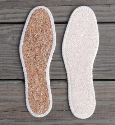 INDiCE ↗ Collonil『基礎護理系列』天然椰子纖維快乾吸濕透氣鞋墊 可機洗 德國製
