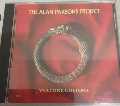 *愛樂熊貓*ALLAN PARSONS PROJECT/VULTURE SOONER OR LATER/德P+O首版