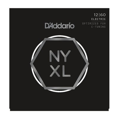 【又昇樂器 . 音響】DAddario NYXL 1260 Nickel Wound 電吉他弦