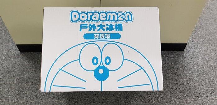 7-11 哆啦A夢不思議の潮【戶外大冰桶  穿透環款】現貨1只!!