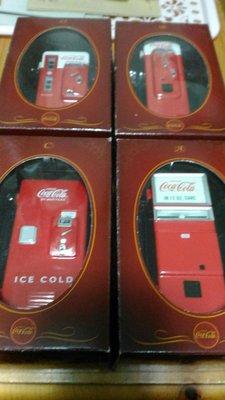 懷舊可口可樂汽水機擺設