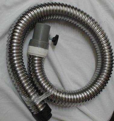 流理台白鐵排水管 白鐵軟管 不銹鋼流理台排水管 流理台軟管 #430 長3尺~ecgo五金百貨