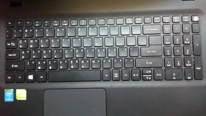 ☆蝶飛☆宏基ACER K50-30-56VV 鍵盤膜15.6吋acer k50-30 鍵盤防塵蓋