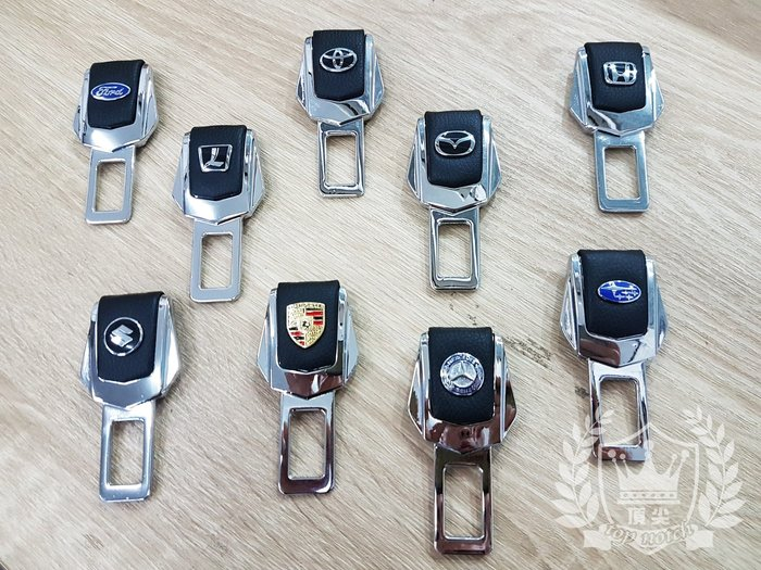 BENZ賓士CLA【安全帶消音扣】奔馳專用 W204 W205 C300插扣插銷 扣環 警報插扣 車內配件 精品套件大包