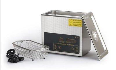 【欣欣禮品百貨】本月特價品 保固長至2年 CD-L3 【3L/120W數位調溫】 超音波清洗機 牙科 試管