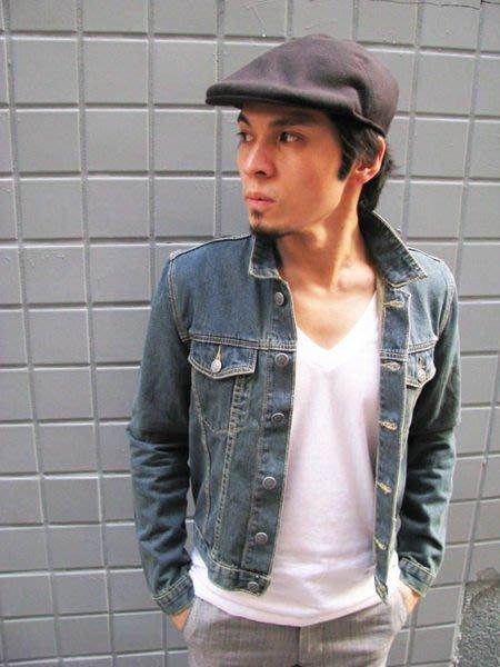 [ Satisfaction ] CHEAP MONDAY經典鐵藍色丹寧布牛仔外套