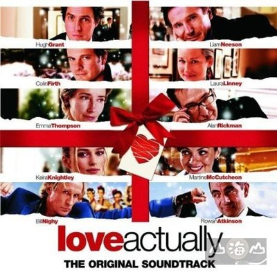 【進口版】愛是您 愛是我 電影原聲帶 Love Actually---9814033