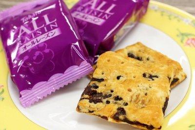 Tohato 香濃葡萄酥餅  一袋有12包 每包有兩枚餅乾  不怕吃不完餅乾受潮  經典美味 不必多介紹 買就對了