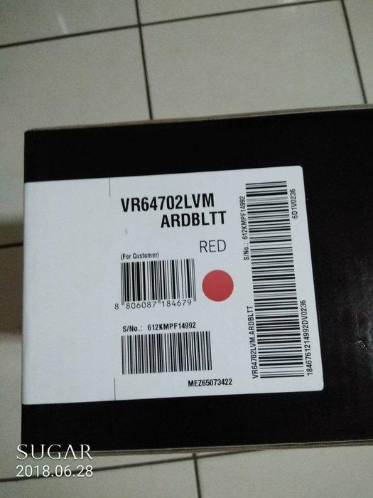 《可議價》售 LG樂金【VR64702LVM】 掃地機器人(寶紅色)