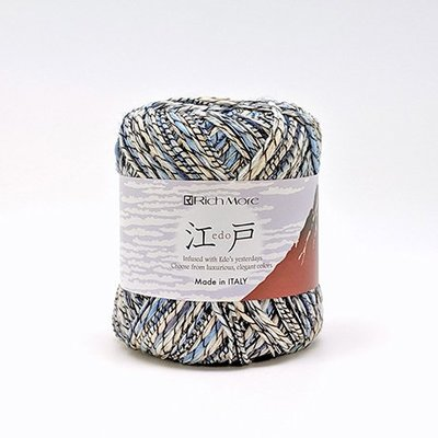 Rich More 3829 EDO (江戸)【A】綿 絹 silk