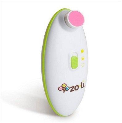 [小寶的媽] 美國 zoli buzzb. Zo-li Buzz B. 幼兒嬰兒指甲剪  電動磨刀 磨甲機(非淘寶貨)