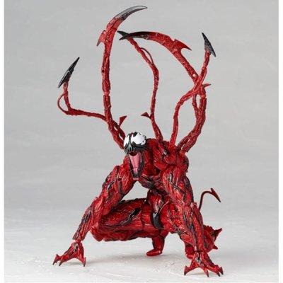 [預訂2020年3月] 海洋堂AMAZING YAMAGUCHI 008 MARVEL 山口式 屠殺血蜘蛛 FIGURE (再販)