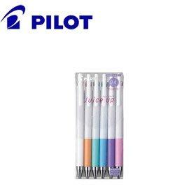 PILOT百樂 LJP-120S4-P-S6 Juice up 粉彩超級果汁筆 0.4mm (6色組)