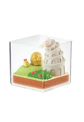 re-ment 世界旅行 瓶中 造景 角落生物 炸豬排 炸蝦 斜塔 盒玩 食玩