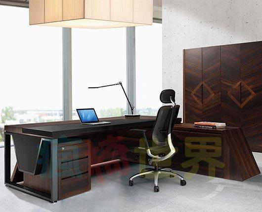 《瘋椅世界》OA辦公家具 全系列 訂製高級 主管桌 EN-A9032(董事長桌/老闆桌/辦公桌/工作桌)需詢問