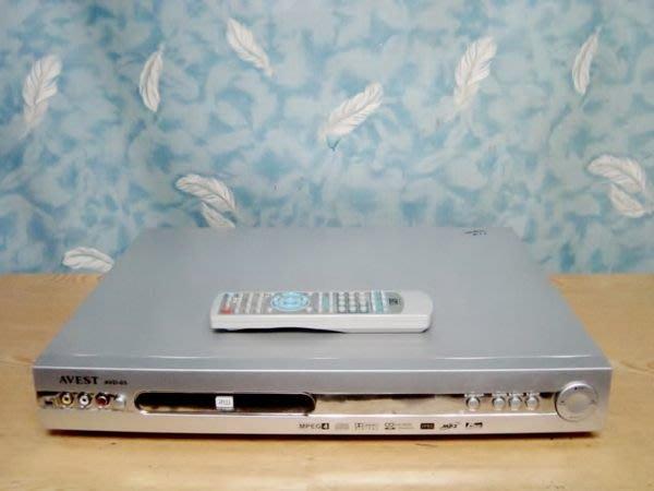 【小劉二手家電】AVEST  DVD錄放影機,AVD-05型,附原廠遙控器,壞機可修/抵!