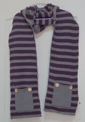 As know as de base 日本 連帽  口袋 羊毛圍巾