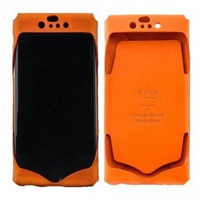 尼德斯Nydus~* 日本製 義大利油蠟牛皮 皮革製 皮套 手機殼 可放悠遊卡 4.7吋 iPhone 6 共7色