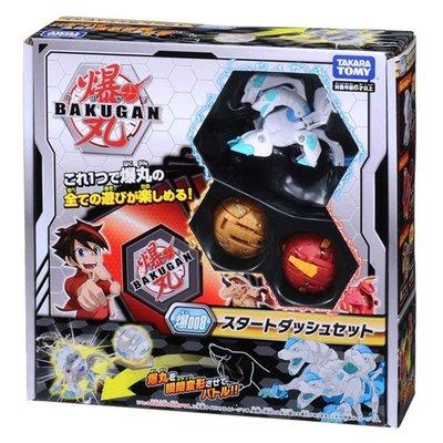 【阿LIN】12395A 爆丸BP-008爆丸卡片遊戲組合 日本卡通 TAKARA TOMY 附爆丸x3 麗嬰