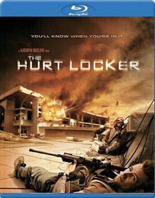 【藍光電影】拆彈部隊/危機倒數 The Hurt Locker (2008) 7-079