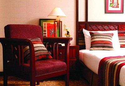 快樂GOGO***台東娜路彎大酒店飯店*【精緻2大床4人房+4客早餐】4788元(比知本老爺便宜)