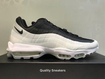 現貨 - Nike Air Max 95 Ultra 黑白 殺人鯨 US 11 857910-009